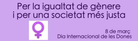 Dia internacional de les dones 2019