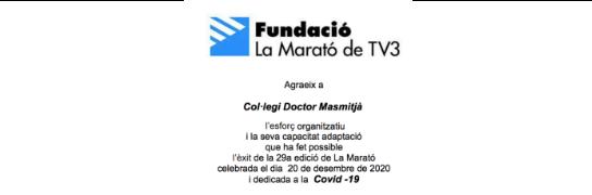 Diploma Marató TV3