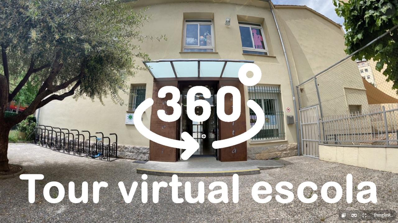 Tour virtual escola